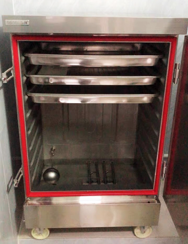 食堂蒸饭柜-2